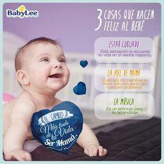 3 Cosas Que Hacen Feliz Al Bebe