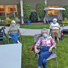 Hawthorn Park residents in Kelowna recently enjoyed our third annually  socially distant movie under the stars! 😄 #vervecares #goodtimes #movies #community #socialdistance #staysafe Movies Under The Stars, Wellness Activities, Emergency Response, Assisted Living, Senior Living, Good Times, Retirement, Baby Strollers, Third