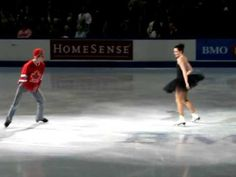 Tessa Virtue and Scott Moir 2010 Canadian Championships Gala Performance