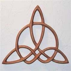 Celtic Symbol Of Protection Celtic triquetra of