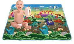 Gym Épais bébé Enfant Ramper Tapis Bébé Tapis Enfants En Développement Plage Bébé de Sol En Mousse Tapis de Jeu Enfant Activité Souple Eductaion