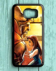 Beauty And The Beast Art Samsung Galaxy S7 Case