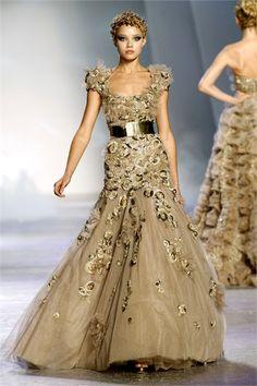 Zuhair Murad - Haute Couture Fall Winter 2009/2010 - Shows - Vogue.it
