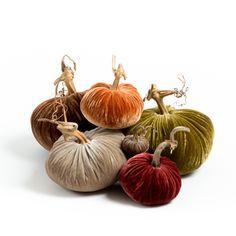 Velvet Plush Pumpkins & Inspiring Gift Boutique