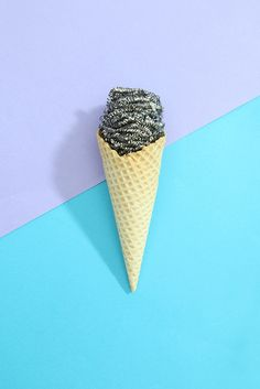 art direction | cone still life photography - Vanessa Mckeown