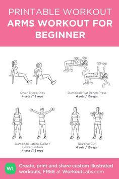 bikini body tone up printable workout plan for women