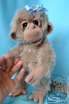 Обезьянки. Ярик и Янка... - обезьянка,обезьяна,обезьянки,мартышка,подарок