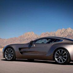 Aston Martin One 77!!