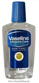 Vaseline Hair Tonic And Scalp Conditioner Инструкция - фото 9