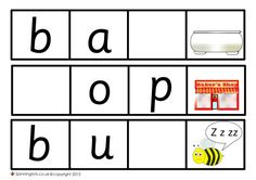 Digraph consolidation for Davis and Ben? Phonics Phase 2 missing sounds