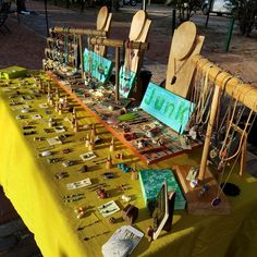 #AUGUSTA Farmers Market 11.11.17  #Commisioned #Oneofakind #Upcycled #HANDMADE #Jewelry & Peace of Junk #Creative #LifeSkills Courses Inquire : Peaceofjunkbrand@gmail.com See more IG@PEACEOFJUNK www.peaceofjunk.com ♻🌹💚🌱
