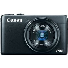 Canon PowerShot S120 12.1 MP CMOS Dig... $384.99 #topseller