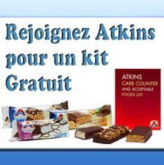 Trousse de pertes de poids Atkins gratuite ! http://rienquedugratuit.ca/echantillon-gratuit/pertes-de-poids-atkins/
