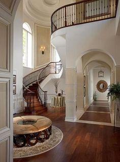 2554 best Dream Home Interiors images on Pinterest | Living room ...