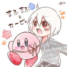 Mafumafu e Kirby