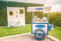 Retro ice cream van for your wedding