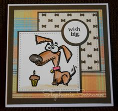 Wish Big by sbs81 - Cards and Paper Crafts at Splitcoaststampers