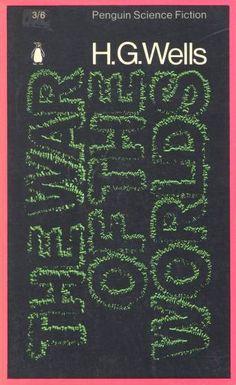 War of the Worlds - Penguin Books, 1966