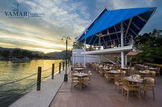 Cafe Marina vista a la marina #Vallarta #PuertoVallarta