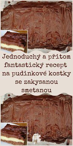 Pudding Desserts, Pudding Cake, Pudding Recipe, How To Make Pudding, Cake Recipes, Dessert Recipes, Sour Cream Cake, Buttercream Cake, Cake Mold