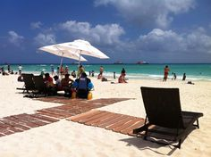Mexico's first wheelchair-accessible beach in Playa del Carmen. >>> See it. Believe it. Do it. Watch thousands of SCI videos at SPINALpedia.com