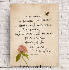 Emily Dickinson Quote Typography Print To make a by SpoonLily Art Prints Quotes, Wall Art Prints, Quote Art, Typography Quotes, Typography Prints, Emily Dickinson Quotes, Calligraphy Words, Nature Quotes, Skin Art