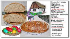 Moje pečení chleba | u Henriety