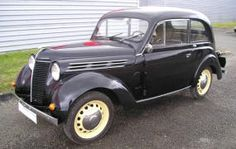Renault Cars Parts For Sale 1932 1984 Technical Specifications