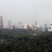Persistirá lluvia fuerte con actividad eléctrica en el Valle de México.
