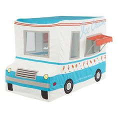 """When I grow up Mommy I want to be an icecream truck driver!"" #NodWishlistSweeps Ice Cream Truck"