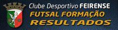 CLUBE DESPORTIVO FEIRENSE: Futsal Formação | Resultados