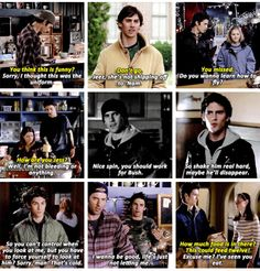 Oh Jess. He had some of the greatest lines and added so much to the show.