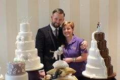 Bev from Amazing Cakes with Brendan Courtney