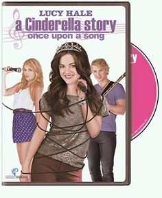 Lucy Hale & Freddie Stroma & Damon Santostefano-A Cinderella Story: Once Upon a Song
