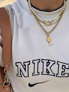 Mode Outfits, Trendy Outfits, Fashion Outfits, Fashion Teens, Fashion 2020, Accesorios Casual, Mode Inspiration, Cute Jewelry, Look Fashion