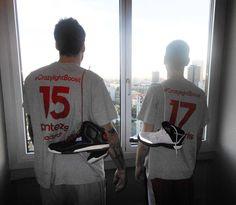final four Madrid Giorgos Printezis & Vaggelis Mantzaris Final Four, Finals, Madrid, Sports, Hs Sports, Sport, Final Exams