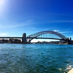 Causing some trouble in Sydney. #Sydney #Australia #DownUnder #SydneyHarbour #SydneyHarbourBridge #Harbour #Bridge #BlueSkies #Tourist #NoFilter #NewYear #NYE #TroubleMaker #2016 by c_teall http://ift.tt/1NRMbNv