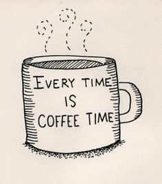 The BEST time is with #FairTrade #coffee, right? Happy Friday! #TGIF