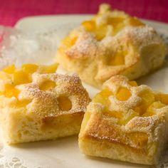 Persikka-ananaspiirakka   Leivonnaiset   Yhteishyvä Cronut, Sweet Pie, Keto Snacks, No Bake Cake, Waffles, French Toast, Goodies, Food And Drink, Cooking