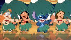 Lilo and Stitch Cartoon