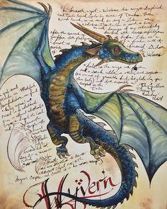Eine unabhängige Illustratorin aus Minnesota hat mit ihrem Buch über Fabelwesen wie Drachen, Würmer und Schlangen einen Crowdfunding-Erfolg gelandet.