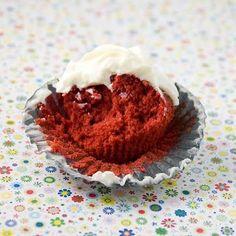 Red velvet recipe in spanish