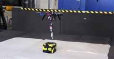 3D Printers and Drones  The Best Mash-up Since Peanut Butter and Chocolate? The worlds first 3D printing, flying robot