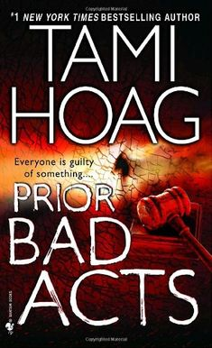 Prior Bad Acts (Sam Kovac and Nikki Liska) by Tami Hoag http://www.amazon.com/dp/055358359X/ref=cm_sw_r_pi_dp_3-b6wb1SS5K06