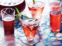 Find the recipe for Sparkling Sour Cherry Aperitivo and other sparkling wine recipes at Epicurious.com