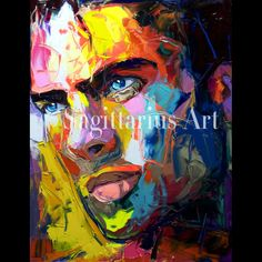 Goedkope Handgeschilderde Francoise Nielly Designer Untitled 557 paletmes Abstract Olieverfschilderij Canvas Fijne Kunstwerk Cool Gezicht Home Decor, koop Kwaliteit Schilderen & Kalligrafie rechtstreeks van Leveranciers van China: Handgeschilderde Francoise Nielly Designer Untitled 557 paletmes Abstract Olieverfschilderij Canvas Fijne Kunstwerk Cool Gezicht Home Decor