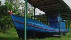 Kapal Kayu Eks Pengungsi Vietnam