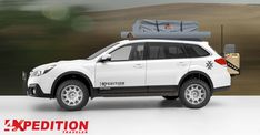 Our concept 4XPEDITION Subaru Outback Overland. http://www.4xpedition.com Instagram: @4xpedition