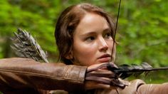 Jennifer Lawrence: Katniss. She exceeded my expectations.