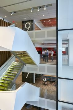 Arney Fender Katsalidis has completed the new office space in Quebec, Canada for internationally renowned professional services firm Deloitte.
